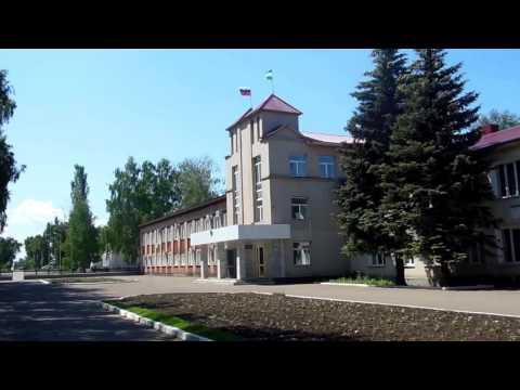 Здание администрации г.Бирск Башкортостан