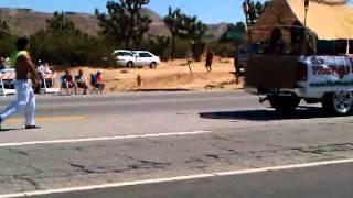 2011 yucca valley grubstakes parade