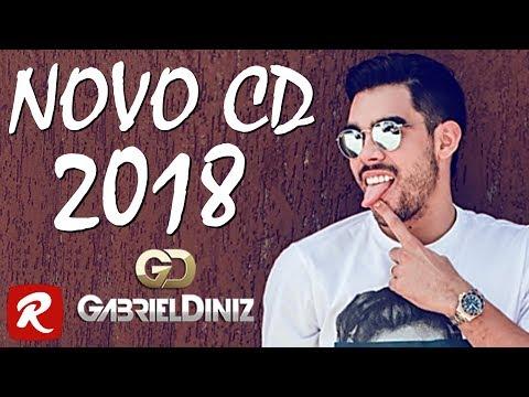 🔴Gabriel Diniz NOVO CD 2018 - Só Músicas Novas GD