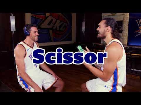 Whisper Challenge with the Oklahoma City Thunder
