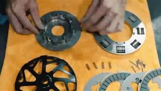 Reveno多片離合拆裝教學 | CVT/STC/後組/多片式離合器/clutch