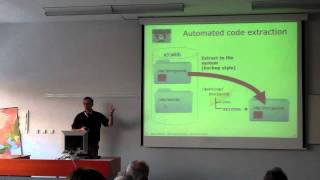 XML Prague 2012 - eXist-db pre-conference - Erik Siegel - Software Management
