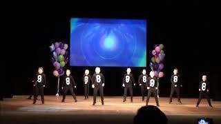 26 мая 2018г. VG - 8 группа. БАНДА. Школа танца Виктории Гофман. № 5.