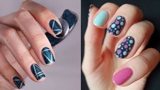 Cute Nail Art Designs for Short Nails - Hottest Nail Art Trends 2018