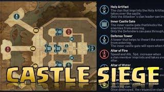Pertama kali ikut Castle Siege - Lineage 2 Revolution Indonesia