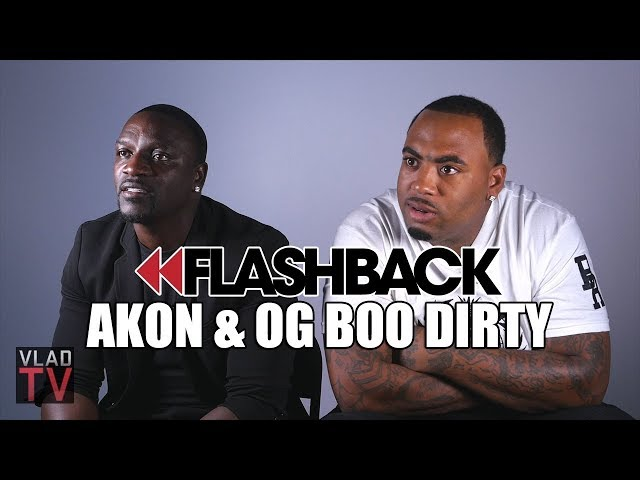 Flashback: Akon Brought Energy to 80M Africans Before Proposing Puerto Rico