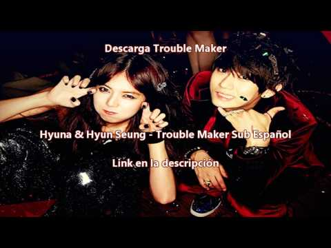 Trouble Maker (Descarga) & Daesung - Lunatic Sub Español