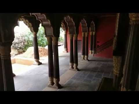 Inside Tipu Sultan's Summer Palace