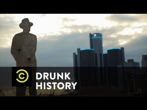 Drunk History - Detroit is Lawless
