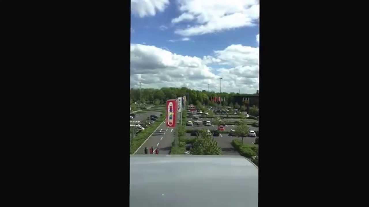 IKEA Parkplatz Zeitraffer - YouTube
