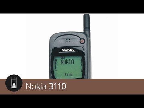 Retro: Nokia 3110