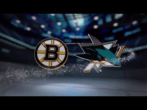 Boston Bruins vs San Jose Sharks - November 18, 2017 | Game Highlights | NHL 2017/18. Обзор матча