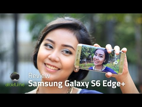 Samsung Galaxy S6 Edge+ - Review Indonesia