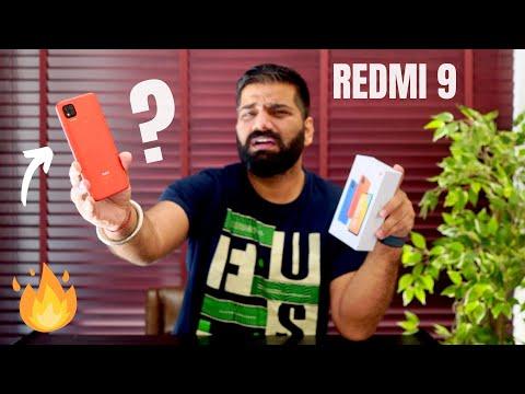 Xiaomi Redmi 9 Unboxing & First Look - A Major Downgrade