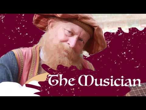 Louisiana Renaissance Festival Characters Vol. 4