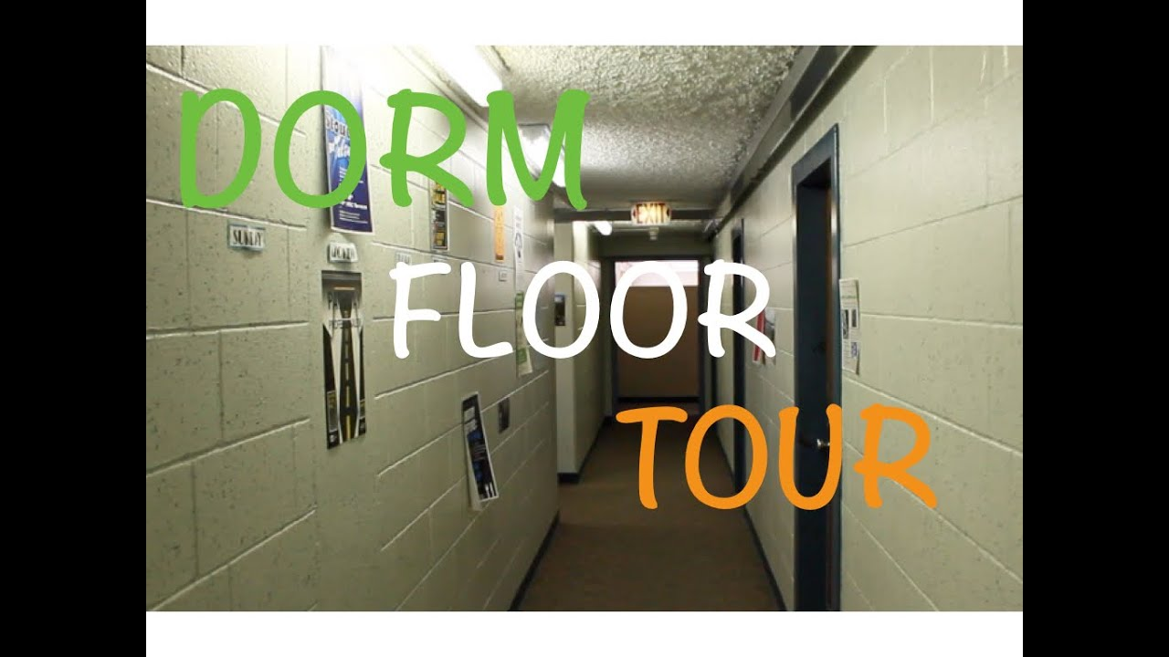 Dorm floor tour uw stout youtube publicscrutiny Choice Image