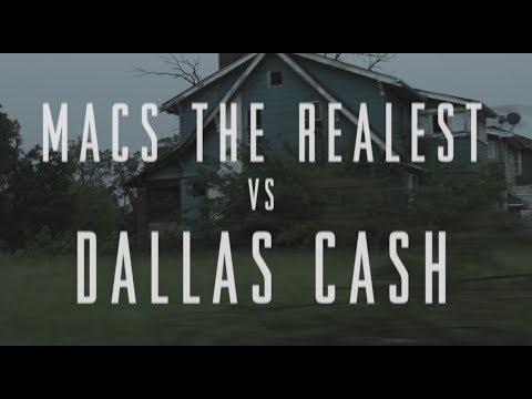 KOTD - Rap Battle - Macs The Realest vs Dallas Cash | #GZ