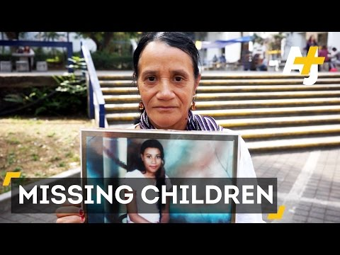 Mothers Search For Their Missing Children In Mexico