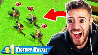 10 minutes pas de peau d'intimidation en fortnite ..