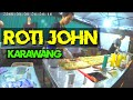 Berburu Roti JOHN Surabaya Di Karawang