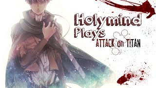 Attack On Titan Tribute Game: NEW UPDATE TITAN EREN ADDED