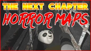 VRCHAT ♡ THE NEXT CHAPTER? HAUNTED HORROR MAP! ♡ FUNNY MOMENTS & BEST HIGHLIGHTS (Virtual Reality)