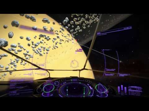 Elite: Dangerous Slow Day at the Office