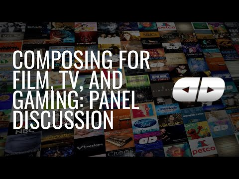 Composing for Film, TV, and Gaming: Opportunities and Challenges