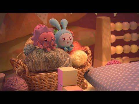 Малышарики - новинка - Цирк (155 серия) Мультики для самых маленьких