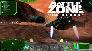 Battlezone 98 Redux - Erster Eindruck ◈ Gameplay German Deutsch
