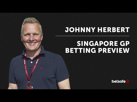 Singapore Grand Prix Preview - Johnny Herbert
