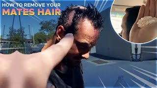 How To Remove Y๐ur Mates Hair