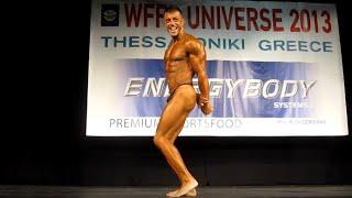Paulos Kefalas (GRE), WFF Universe 2013