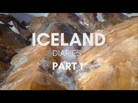 Iceland Diaries - Part 1