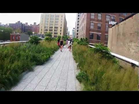 New York City: High Line, an urban masterpiece...