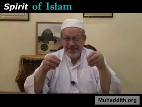 003 What is the Meaning of Life, Purpose of Creation  - Spirit of Islam, Muhaddith.org