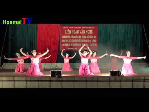 Múa: GIỮA MẠC TƯ KHOA NGHE CÂU HÒ NGHỆ TĨNH | Tốp nữ Phường Minh Khai - Quận Bắc Từ Liêm