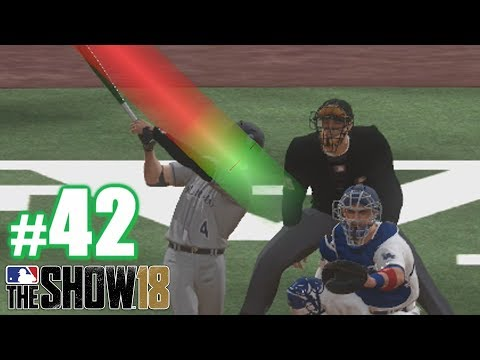 LUKE SKYWALKER IS BACK! | MLB The Show 18 | Road to the Show #42