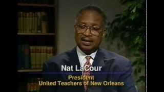 Joining Hands: A Lesson in Solidarity - The History of United Teachers of New Orleans (UTNO)