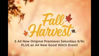 Fall Harvest 2018 - Hallmark Channel