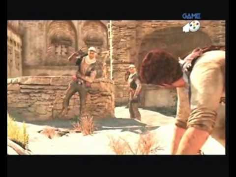 Reportaje Uncharted 3