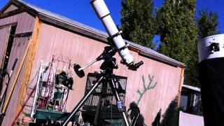 SkiFi Wireless Telescope Control