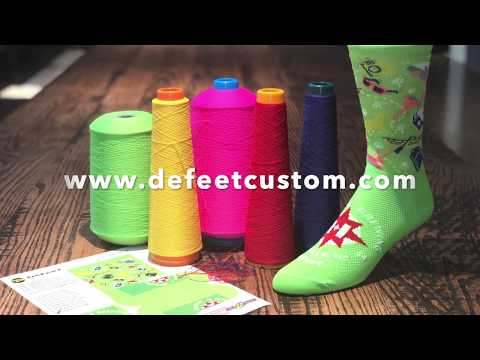 DeFeet Custom Socks