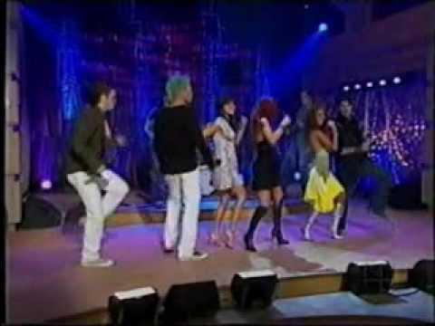 RBD en Cristina - Celestial