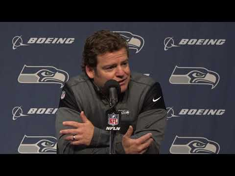 Seahawks General Manager John Schneider, Head Coach Pete Carroll Pre-Draft Press Conference
