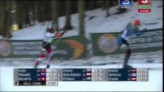 IBU YJWCH 2015 Youth Men 3x7.5 km Relay