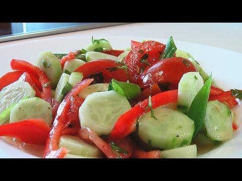 Фруктовых и овощных салатов