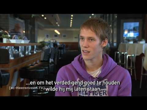 Interview Michal Svec (seizoen 2010/ 2011)
