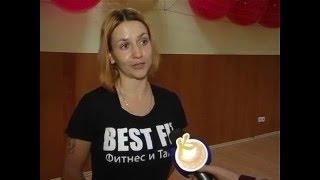"""Тренировка 90-60-90 в студии """"Best fit"""" - телеканал """"Культура"""""""