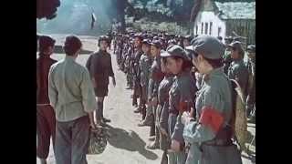 """""""Красный женский отряд"""". The """"Red Detachment of Women"""".1960.  Русские субтитры"""